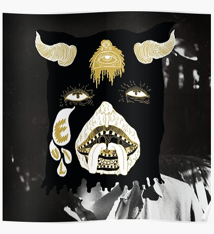 Portugal. The Man - Evil Friends Poster