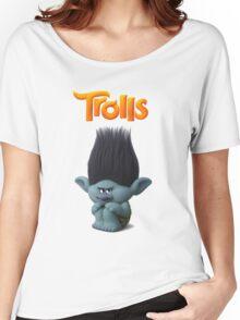 Branch Trolls Women's Relaxed Fit T-Shirt