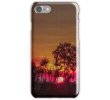 WILDMAN WILDERNESS SUNSET iPhone Case/Skin