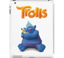 Creek Trolls iPad Case/Skin