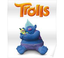 Creek Trolls Poster