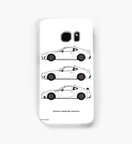 Subaru BRZ/Scion FR-S/Toyota 86  Samsung Galaxy Case/Skin