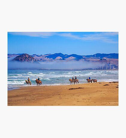 Dune Ride Photographic Print