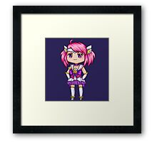 Star Guardian Lux 2 Framed Print
