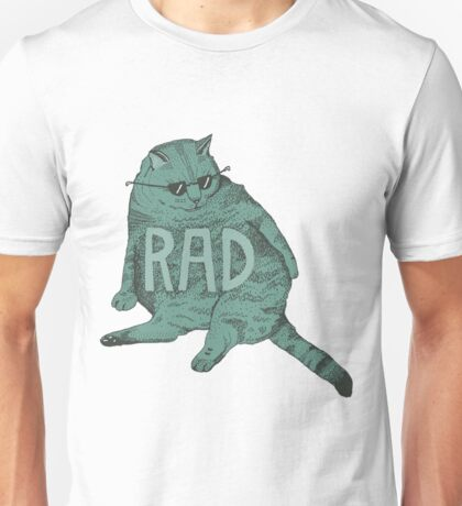 rad cat Unisex T-Shirt
