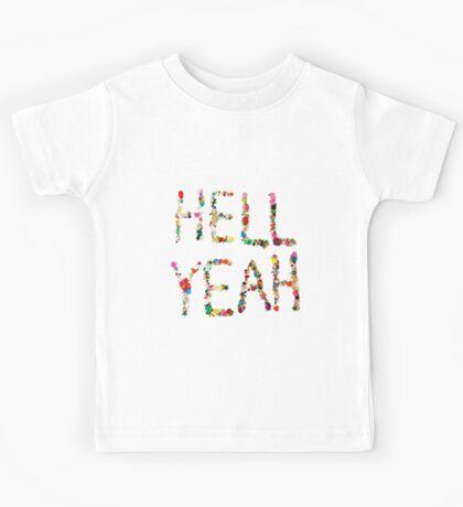 hell yeah Kids Tee