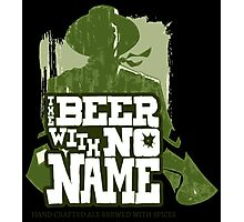 Beer With No Name Brewery Photographic Print