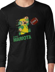 Super Mariota Long Sleeve T-Shirt