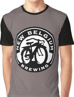 New Belgium Brewing Beer Graphic T-Shirt