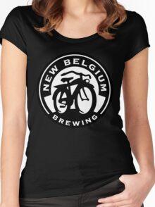 New Belgium Brewing Beer Women's Fitted Scoop T-Shirt