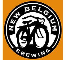 New Belgium Brewing Beer Photographic Print