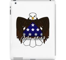 Greater Love Has No One iPad Case/Skin