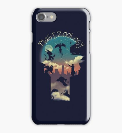 Magical Beasts iPhone Case/Skin