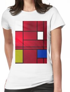 Composition 6 Womens Fitted T-Shirt
