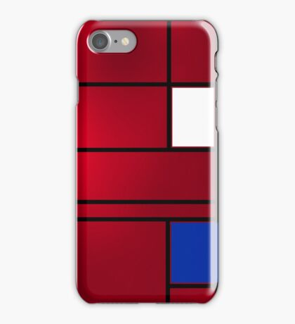 Composition 6 iPhone Case/Skin
