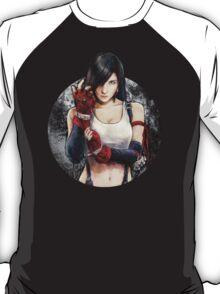 Tifa Lockhart FF7 Portrait T-Shirt