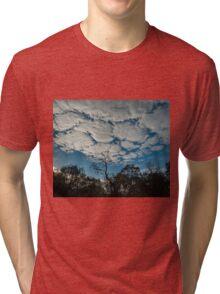Cloud Serinity Tri-blend T-Shirt