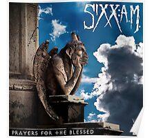 SIXX:A.M. Poster