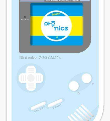 GAME CARAT ♡ Sticker