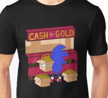 Sonic The Hedgehog - 16 Bit Recession Unisex T-Shirt