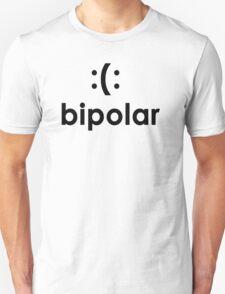 Bi polar T-shirt Funny cool T shirt T-Shirt cool Shirt mens T Shirt geek shirt geeky shirt (also available on crewnecks and hoodies) SM-5XL T-Shirt