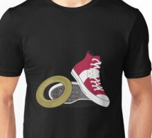 Sonic The Hedgehog - Sonic Converse Unisex T-Shirt