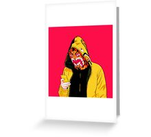 shark bape Greeting Card