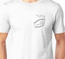 bridges i've burned Unisex T-Shirt
