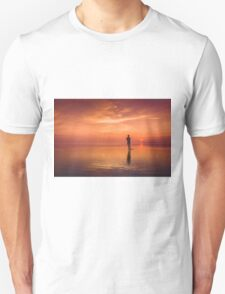Standing on Sunsets Unisex T-Shirt