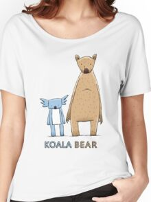 Cute Koala Bear Women's Relaxed Fit T-Shirt
