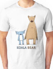 Cute Koala Bear Unisex T-Shirt