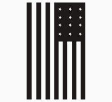Black Flag 12 Stars black american t shirt civil rights southerncartel t shirt malcolm x t shirt movie jimi hendrix t shirt by beardburger