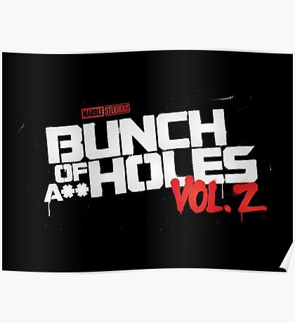 Bunch Of Volume 2 Poster