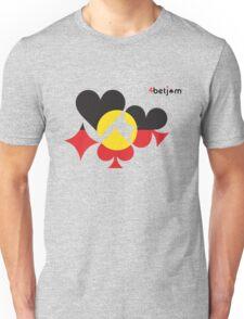 Aboriginal Poker Unisex T-Shirt