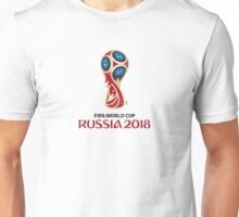 World Cup Russia 2018 Unisex T-Shirt