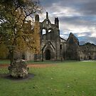 Kirksall Abbey by Irene  Burdell