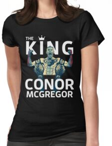 Conor Mcgregor - The King Womens Fitted T-Shirt