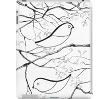 Paper Birds iPad Case/Skin
