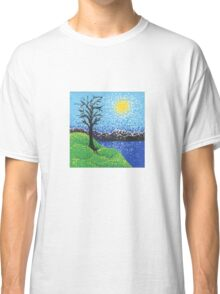 Mini landscape 2 Classic T-Shirt