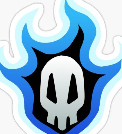 Ichigo skull  Sticker