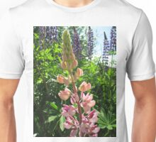 Lovely Lupins Unisex T-Shirt