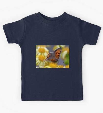 The Small Copper Kids Tee