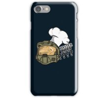 Chief Of Culinary? iPhone Case/Skin