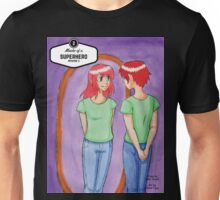 Masks of a Superhero Episode 2 Cover Unisex T-Shirt