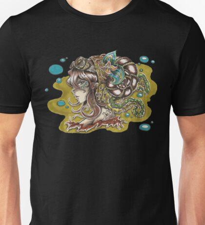 Steam-girl Unisex T-Shirt
