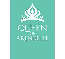 Queen of Arendelle Photographic Print