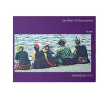 2000 FRAGMENTS ~ Freedom of Expression Art Board