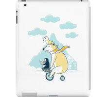 Icy Expedition iPad Case/Skin