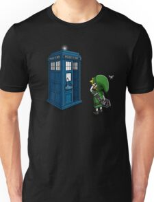 The Ocarina Of Time Travel Unisex T-Shirt