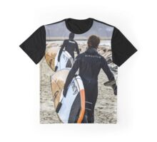 Surf's up! Graphic T-Shirt